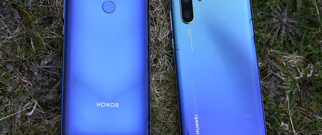 Huawei vs Honor