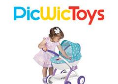 Carte Cadeau PicWitToys 5% de réduc