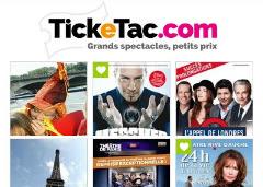 Carte Cadeau TickeTac 5% de réduc